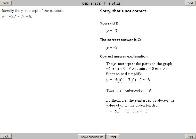 Math problems pre algebra